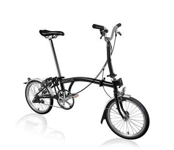 Brompton Brompton M3L Folding Bike