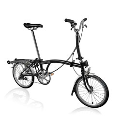 Brompton Brompton M3R Folding Bike