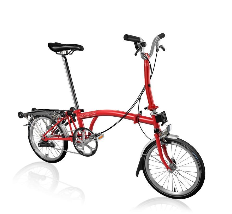 Brompton M3R Folding Bike
