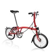 Brompton Brompton S3L Folding Bike