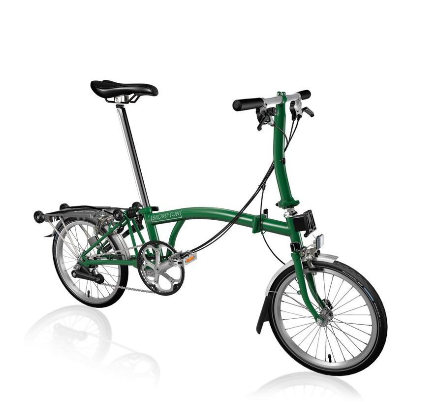 Brompton S6R Folding Bike