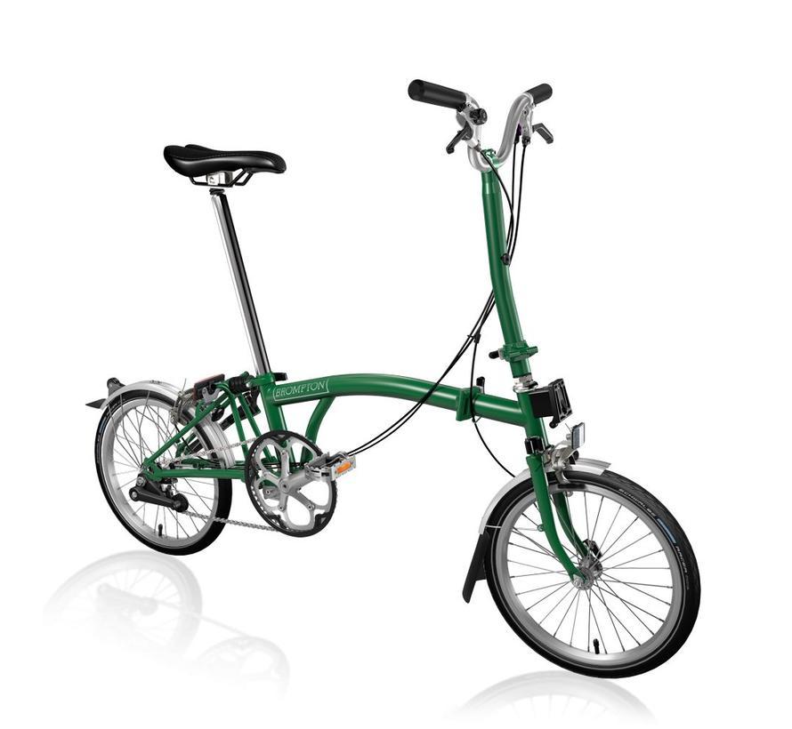 Brompton H2L Folding Bike
