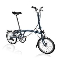 Brompton Brompton H2L Folding Bike