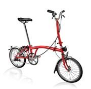 Brompton Brompton H3L Folding Bike
