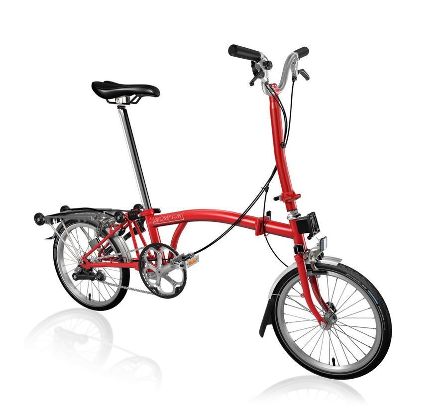 Brompton H3R Folding Bike