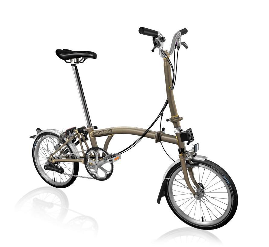 Brompton H6L Folding Bike