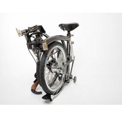 Brompton Omakase X6L-Lux Brompton Folding Bike