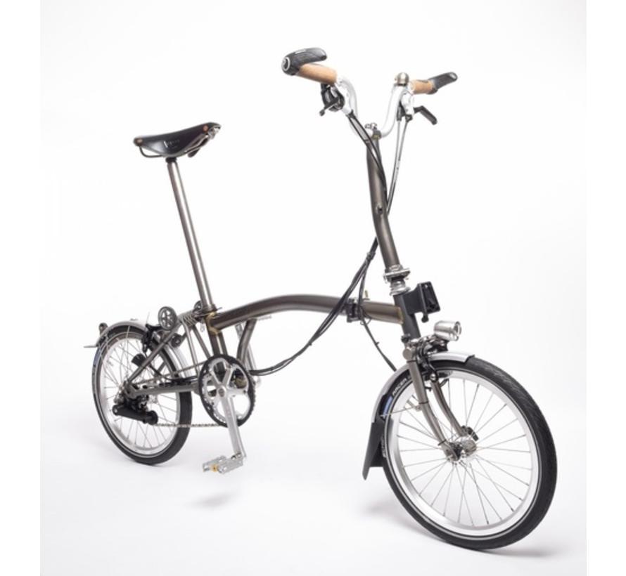 Omakase X6L-Lux Brompton Folding Bike