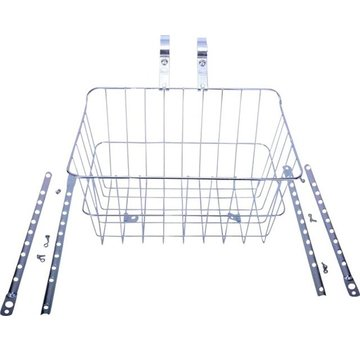Wald Wald 1512 Front Basket, Drop Front, Adjustable Legs