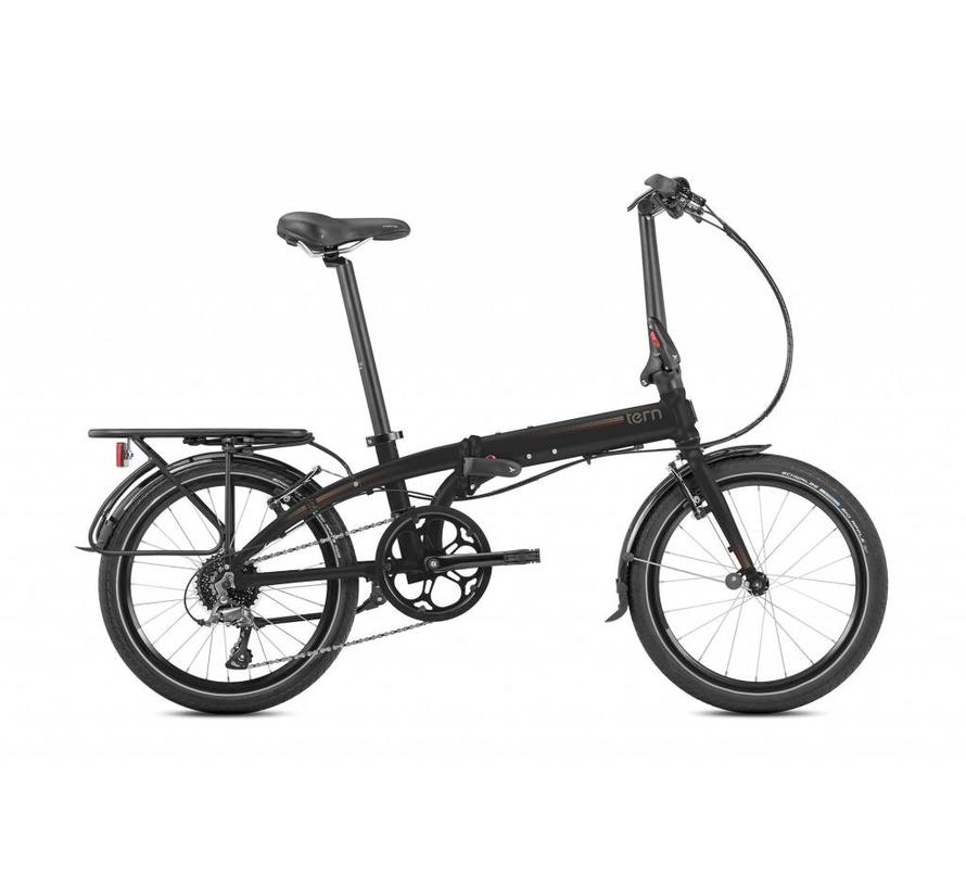 2a1f916c973 Tern Link D8 Folding Bike - Clever Cycles