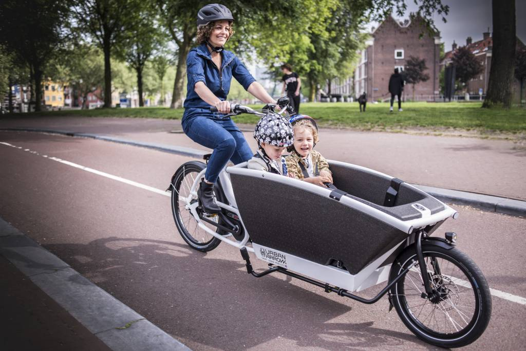 Urban Arrow Family Electric Cargo Bike - Clever Cycles
