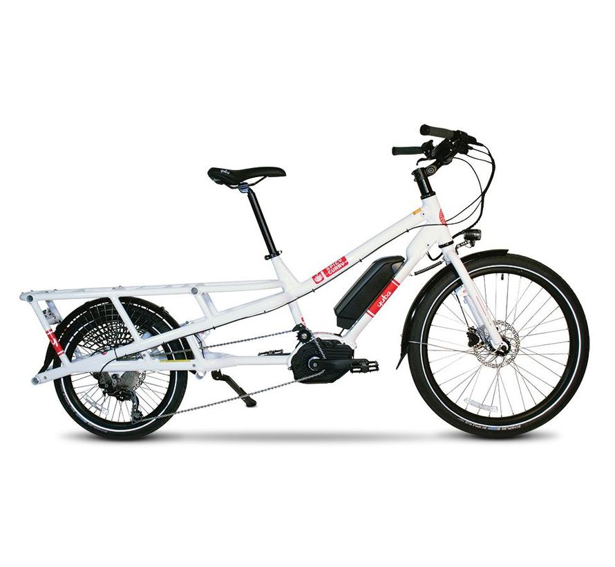 Yuba Spicy Curry Bosch Electric Cargo Bike