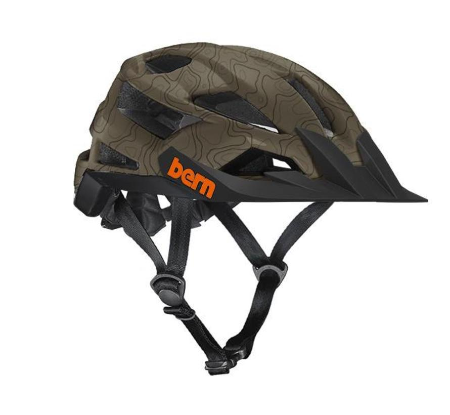 Bern FL1-XC Helmet