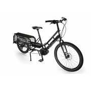 xtracycle Xtracycle EdgeRunner eSwoop Electric Cargo Bike