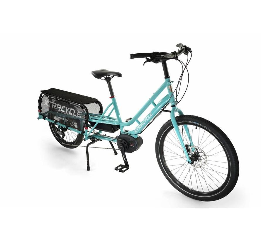 Xtracycle EdgeRunner eSwoop Electric Cargo Bike