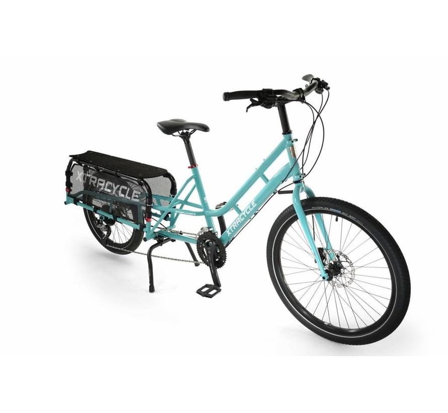 Xtracycle EdgeRunner Swoop Cargo Bike