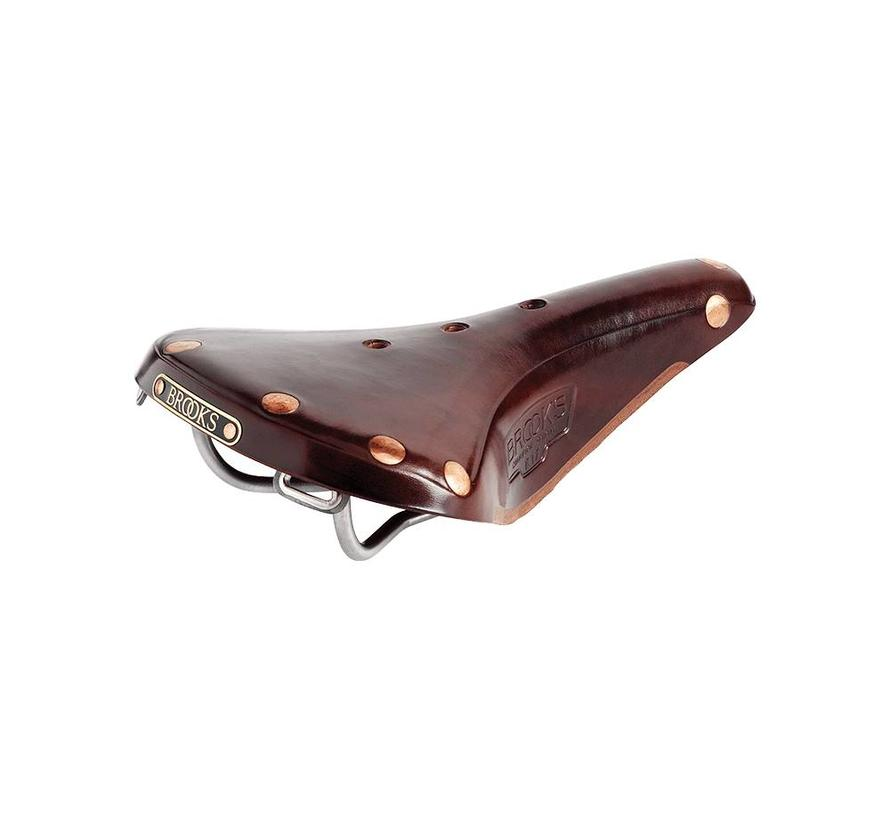 Brooks B17 Special Leather Saddle, Titanium