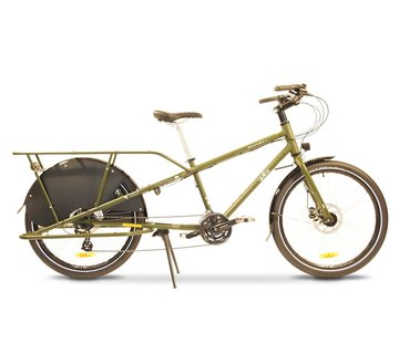 Yuba Yuba Mundo LUX Cargo Bike