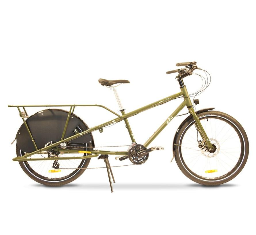 Yuba Mundo LUX Cargo Bike