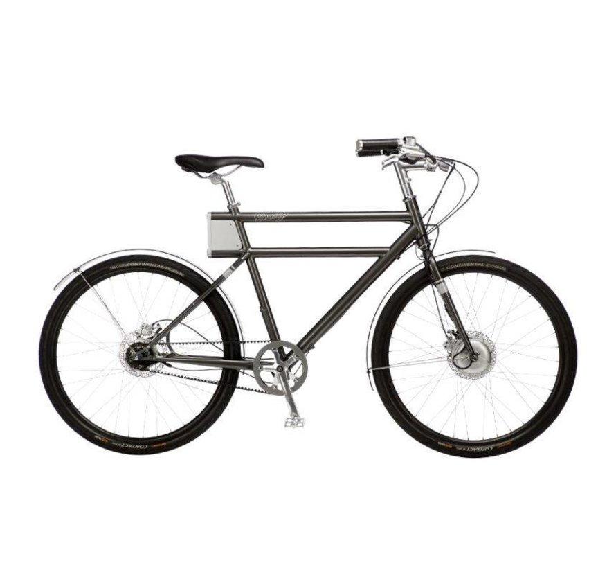 Faraday Porteur Electric City Bike