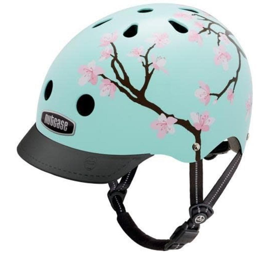 Nutcase Street Cherry Blossom Helmet