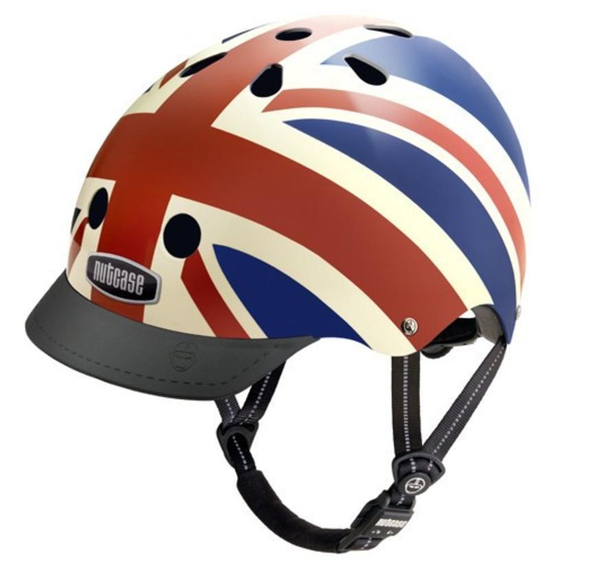 Nutcase Street Union Jack Helmet