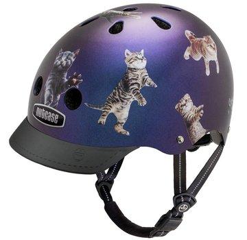 Nutcase Nutcase Street Space Cats Helmet