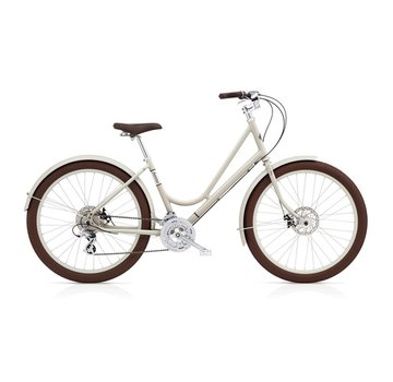 Benno Bikes Benno Bikes Ballooner 24D Step-Through City Bike