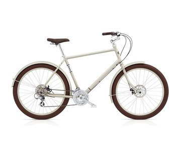 Benno Bikes Benno Bikes Ballooner 24D Step-Over City Bike