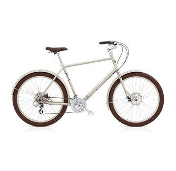 Benno Bikes Benno Bikes Ballooner 24D Step-Over City Bike