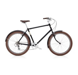 Benno Bikes Benno Bikes Ballooner 8D Step-Over City Bike