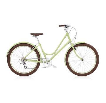 Benno Bikes Benno Bikes Ballooner 8D Step-Through City Bike