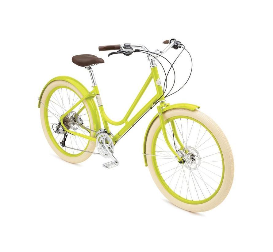 Benno Bikes Ballooner 27D Step-Though City Bike