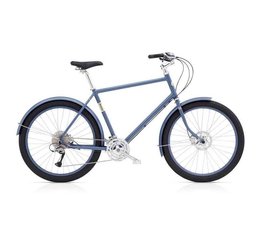 Benno Bikes Ballooner 27D Step-Over City Bike