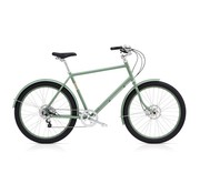 Benno Bikes Benno Bikes Ballooner 8i Step-Over City Bike