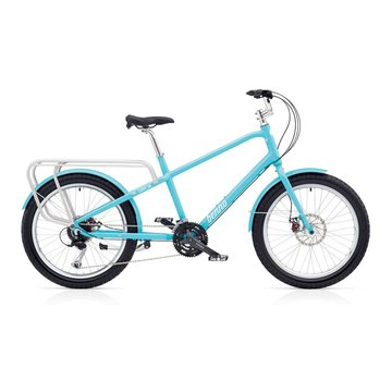 Benno Bikes Benno Bikes Carry On 27D Cargo Bike