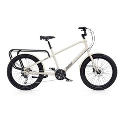 Benno Bikes Benno Bikes Carry On 30D Cargo Bike