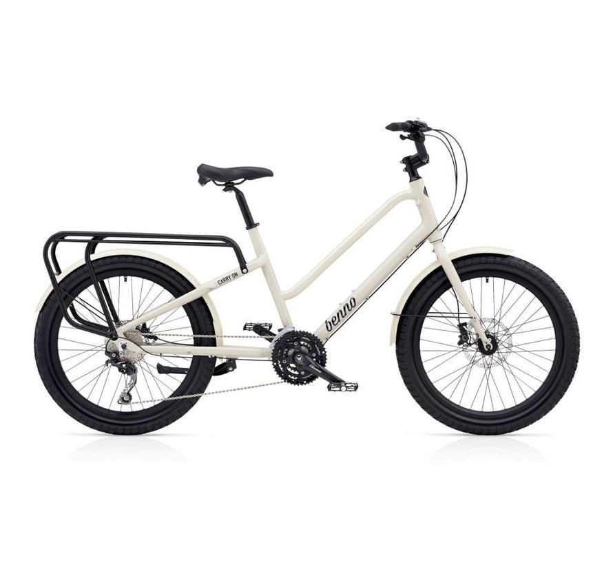 Benno Bikes Carry On 30D Cargo Bike