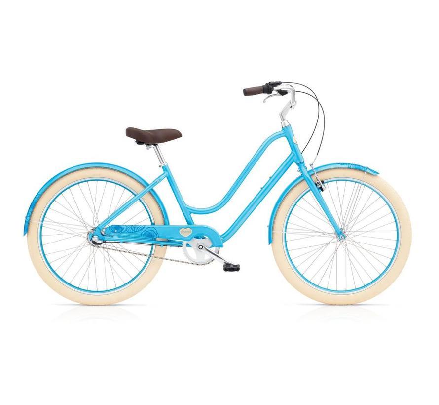 Benno Bikes Upright 3i Step-Through City Bike