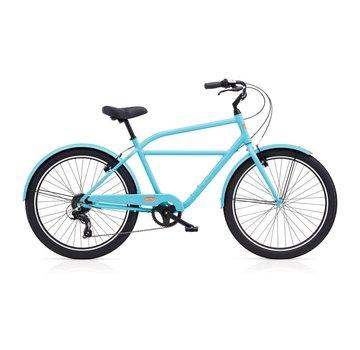 Benno Bikes Benno Bikes Upright 8D Step-Over City Bike