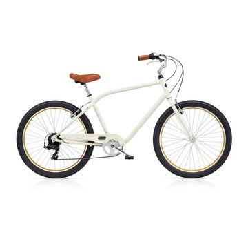 Benno Bikes Benno Bikes Upright 7D Step-Over City Bike