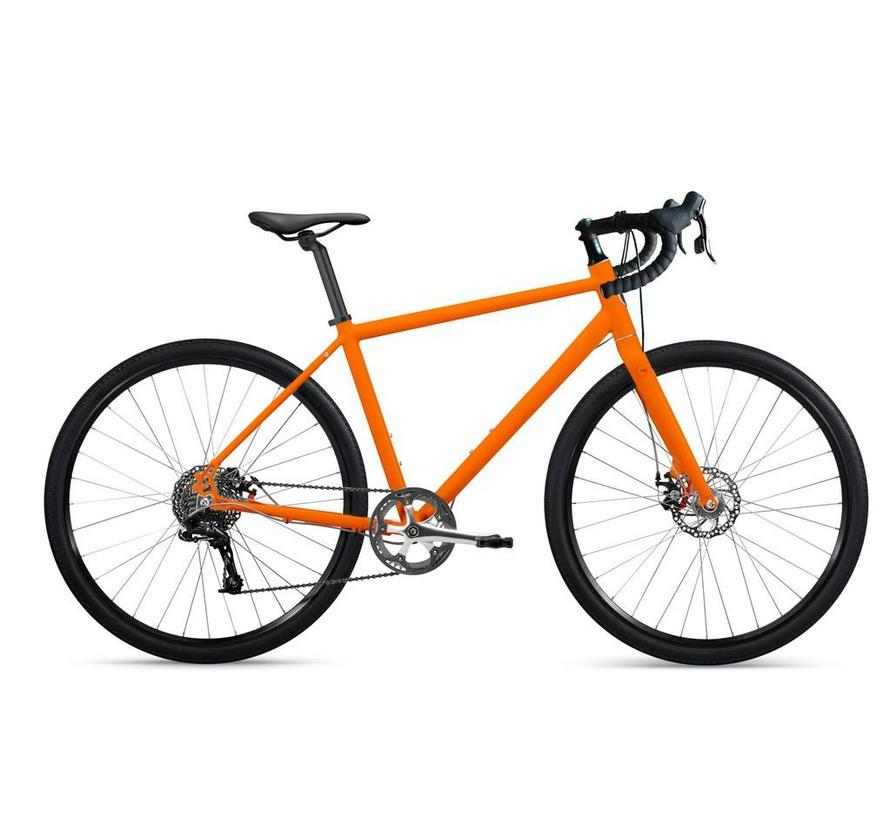 roll: AR:1 Adventure Road Standard Frame City Bike