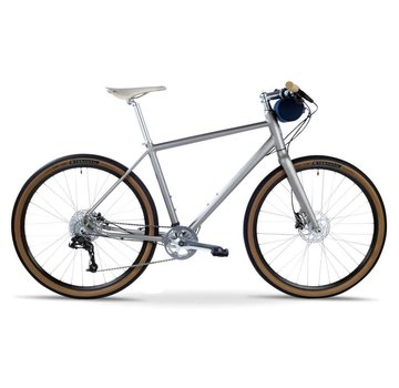 Roll roll: Limited Edition GR:1 Gravel Road City Bike