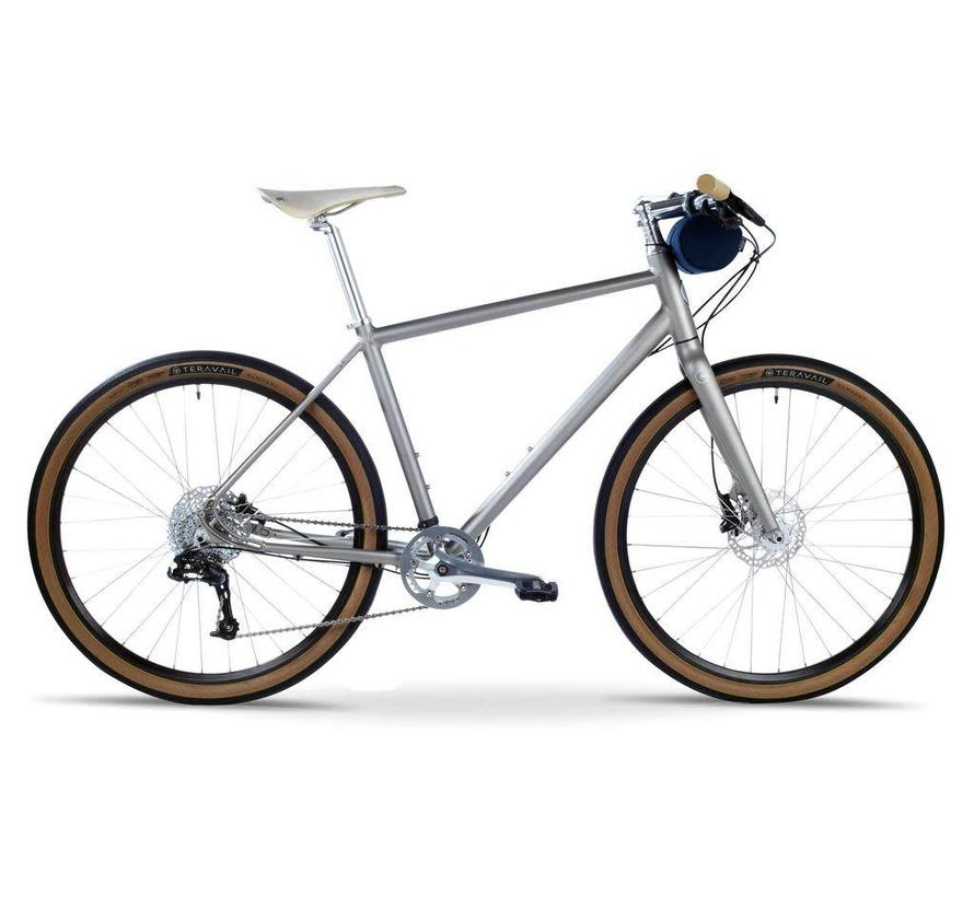 roll: Limited Edition GR:1 Gravel Road City Bike