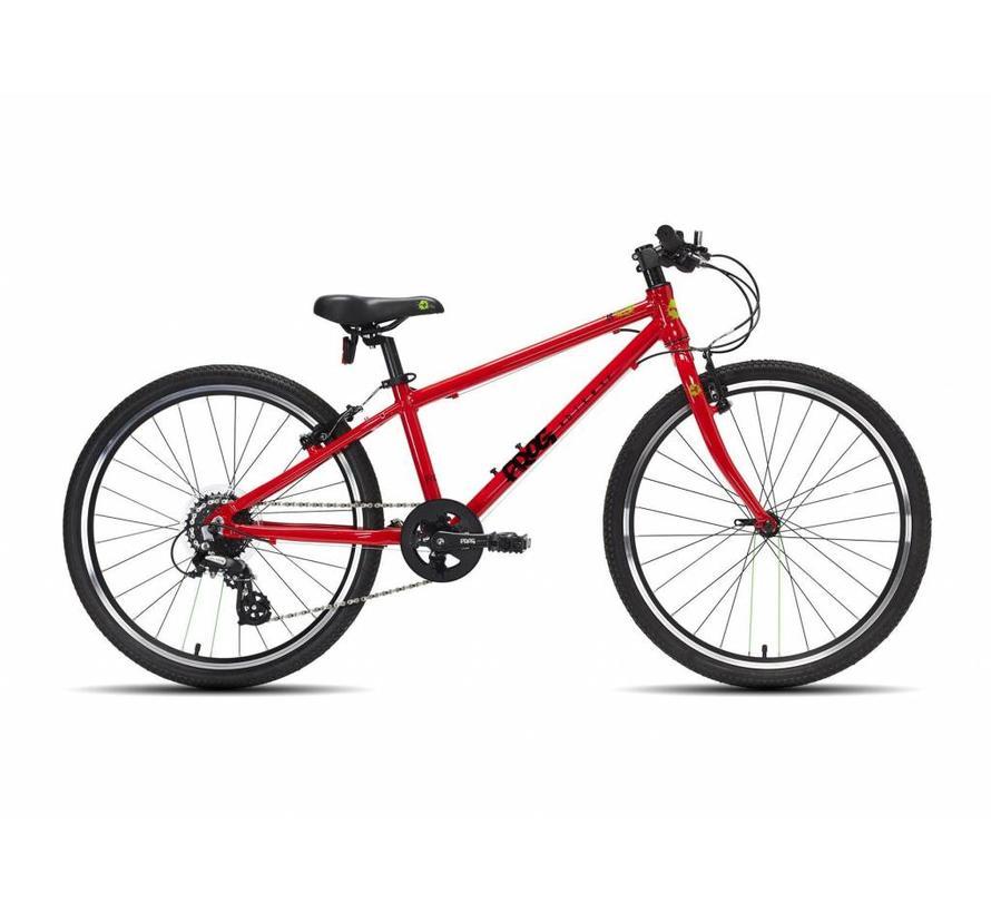 Frog 62 Multi-Speed 24-Inch Kids' Bike