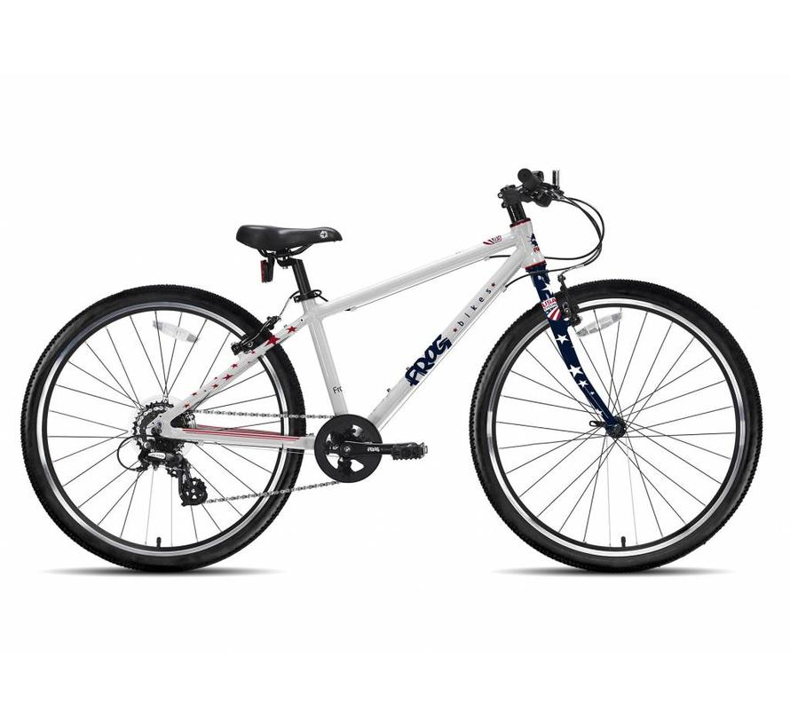 Frog 69 Multi-Speed 26-Inch Kids' Bike