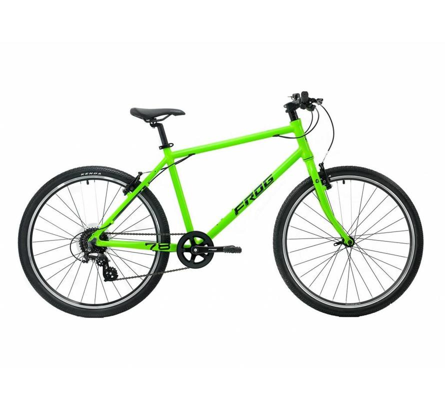 Frog 78 Multi-Speed 26-Inch Kids' Bike