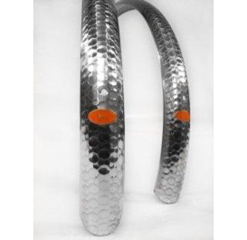 Velo Orange Velo Orange Fenders, 45mm, Hammered, 650b, silver
