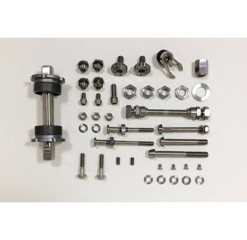 Ti Parts Workshop TPW Brompton Diet Pack