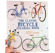 The Classic Bicycle Coloring Book